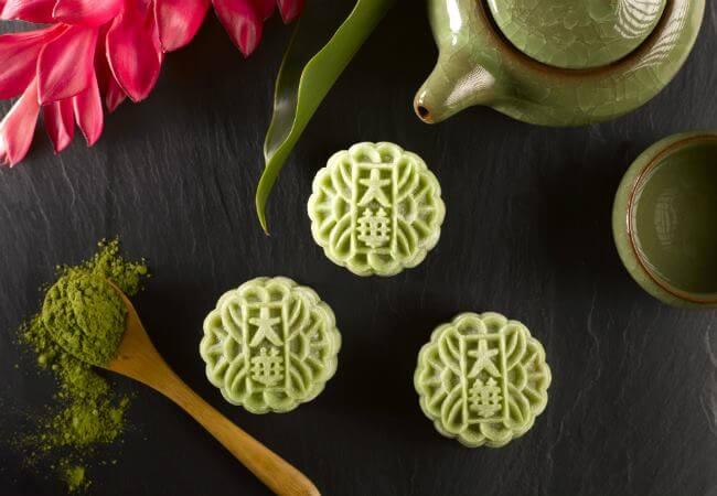 Cách làm bánh dẻo trà xanh tại nhà thơm ngon