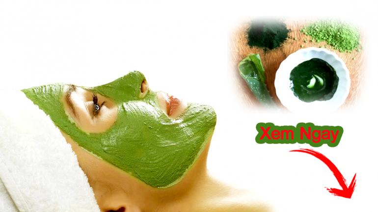 3 công thức Hoàn Hảo giúp trẻ hóa da với mặt nạ Matcha trà xanh